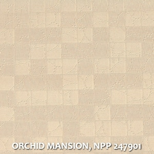 ORCHID MANSION, NPP 247901