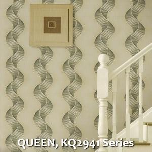 QUEEN, KQ2941 Series