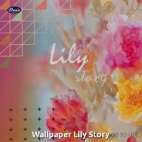 Wallpaper Lily Story