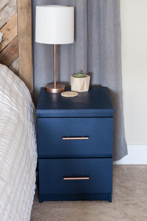 Malm nightstand hack kreating homes - Malm ikea comoda ...