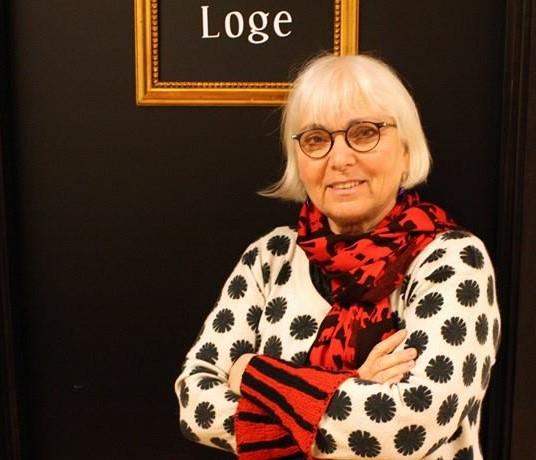 Månadens författare: Marinella Rolfart, Tal i text