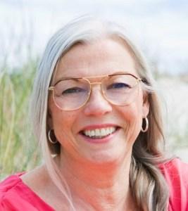 Helena Ström i Skrivadion med Jeanette Niemi