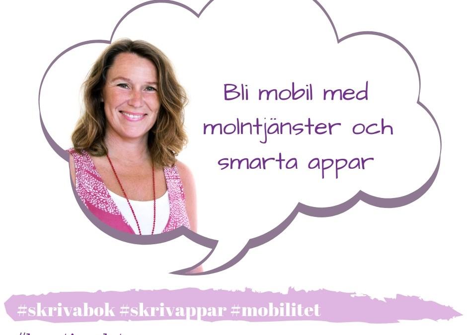 smarta appar och molntjänster för skriva, Jeanette Niemi, Kreationslotsen