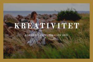Bokskrivarfestivalen 2021 Jeaette Niemi, Kreationslotsen - skrivande kreativitet