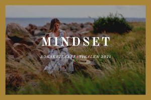 Bokskrivarfestivalen 2021 Jeaette Niemi, Kreationslotsen - skrivande Mindset Författarmentalitet