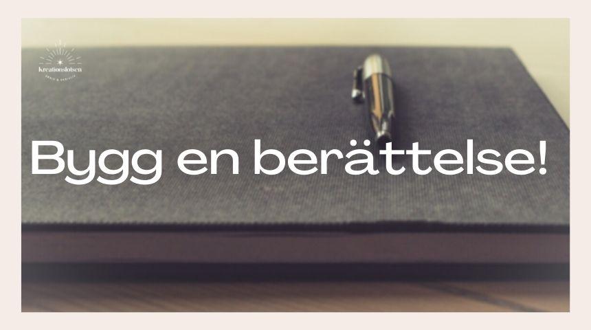 Bygg en berättelse! Kreationslotsen.se