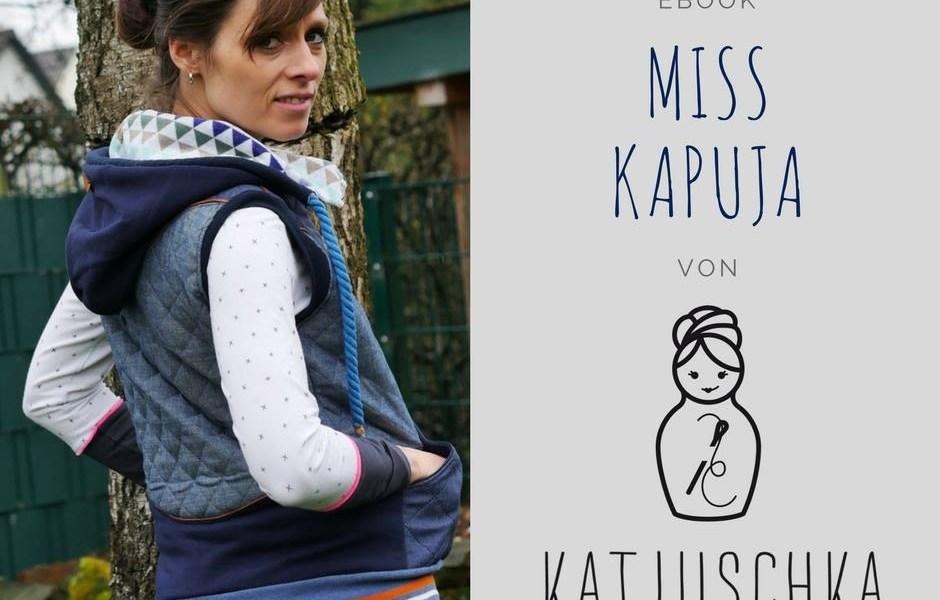 MissKapuJa – ein vielfältiges Jackenschnittmuster von Katjuschka