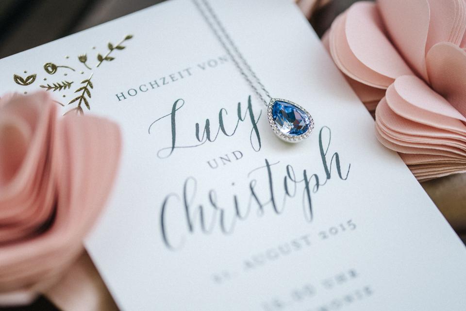Lucy  Chris freie Trauung Hochzeit auf Gut Hohenholz