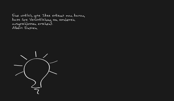 Von der Idee ber die Umsetzung bis hin zur Vollendung  Kreativcash