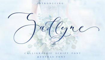 Spaghetti playful script font+Extras font download - Kreativ Font