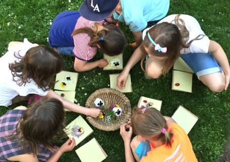 Ferienfreizeit Kinder Kunrau Kreativhof Ferien