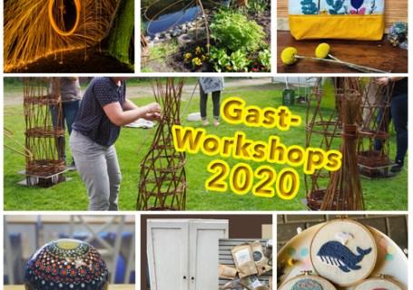 Gastworkshops