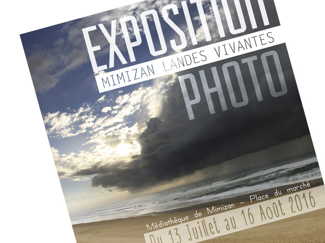Expo Mimizan Landes Vivantes - Cedric Darrigrand - Photographie