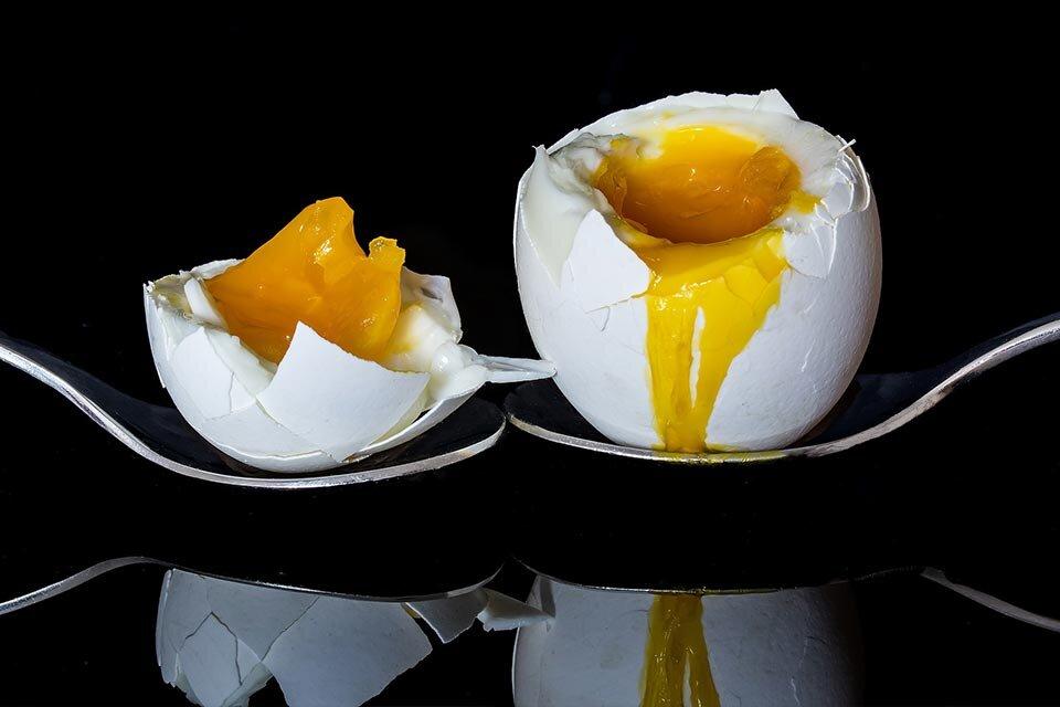 Jak ugotować jajko na miękko w mikrofalówce?
