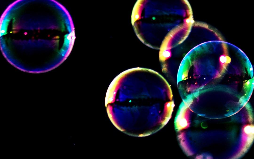 Von Blasen und Gefängnissen