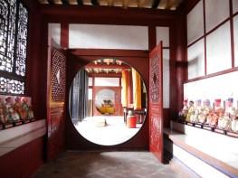 Puzhaozi Tempel