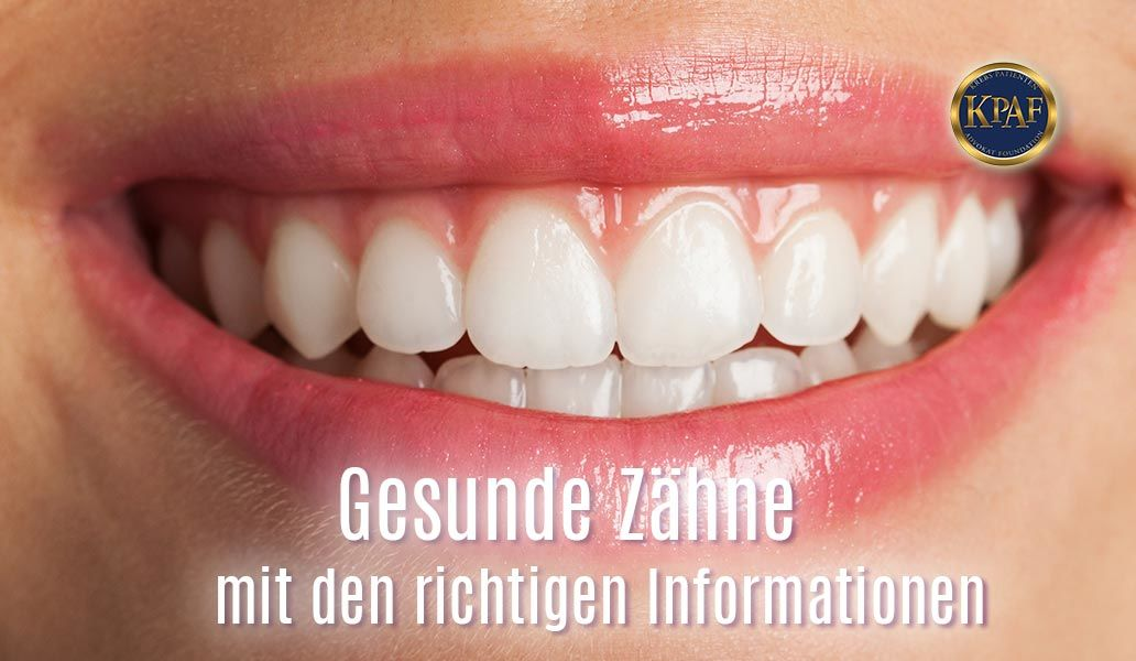 Desinformation statt echten, alternativen Lösungen: Thema Zahngesundheit