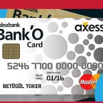 Odeabank Bank'O Card Axess