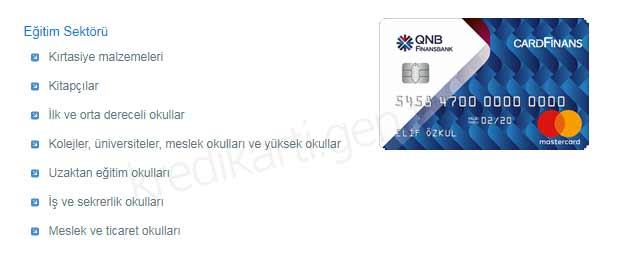 card-finans-egitim-kampanya