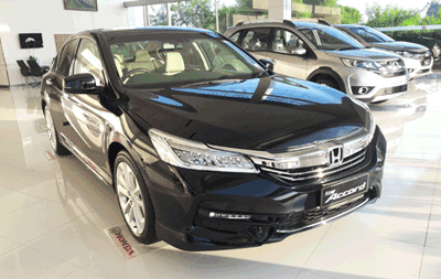 Honda Accord Model Baru 2019