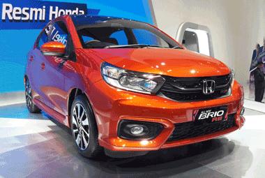 Honda Brio Cicilan Murah 2 Jutaan