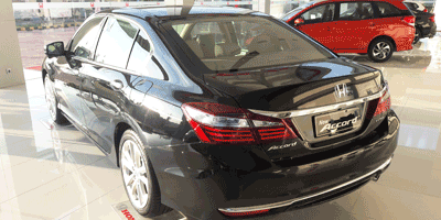 Promo Kredit Honda Accord 2019
