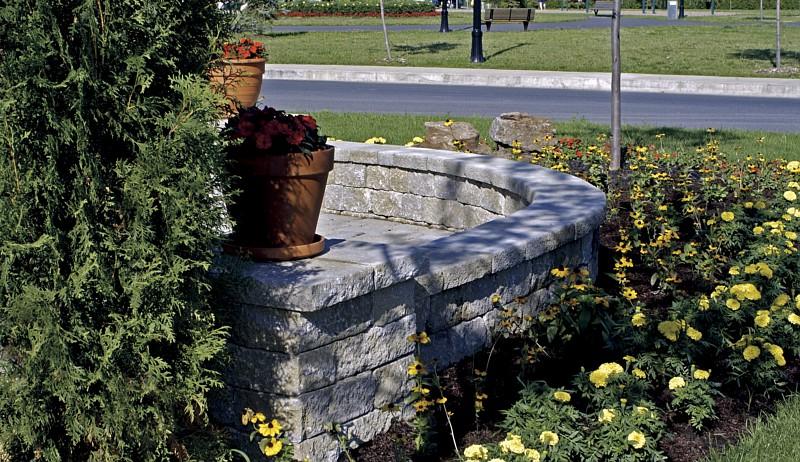 Retaining Walls Sitting  Carlisle Lexington Bedford
