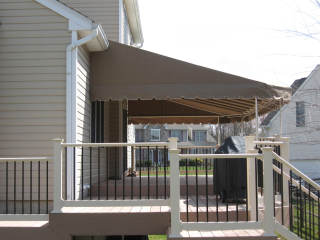 Residential Stationary Canopies Gallery  Kreiders Canvas Service Inc