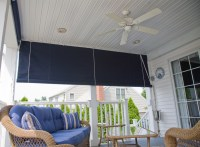 Drop Curtains/Enclosures | Kreider's Canvas Service, Inc.