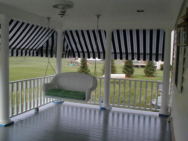 Porch Awnings Kreider S Canvas Service Inc