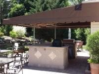 Outdoor Kitchen canopy | Kreider's Canvas Service, Inc.