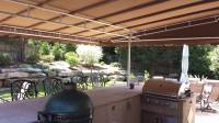 Outdoor Kitchen canopy