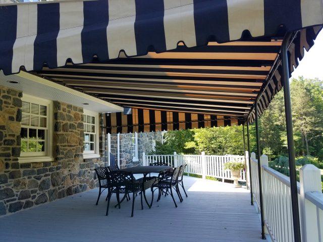 Stationary Canopies Kreiders Canvas Service Inc