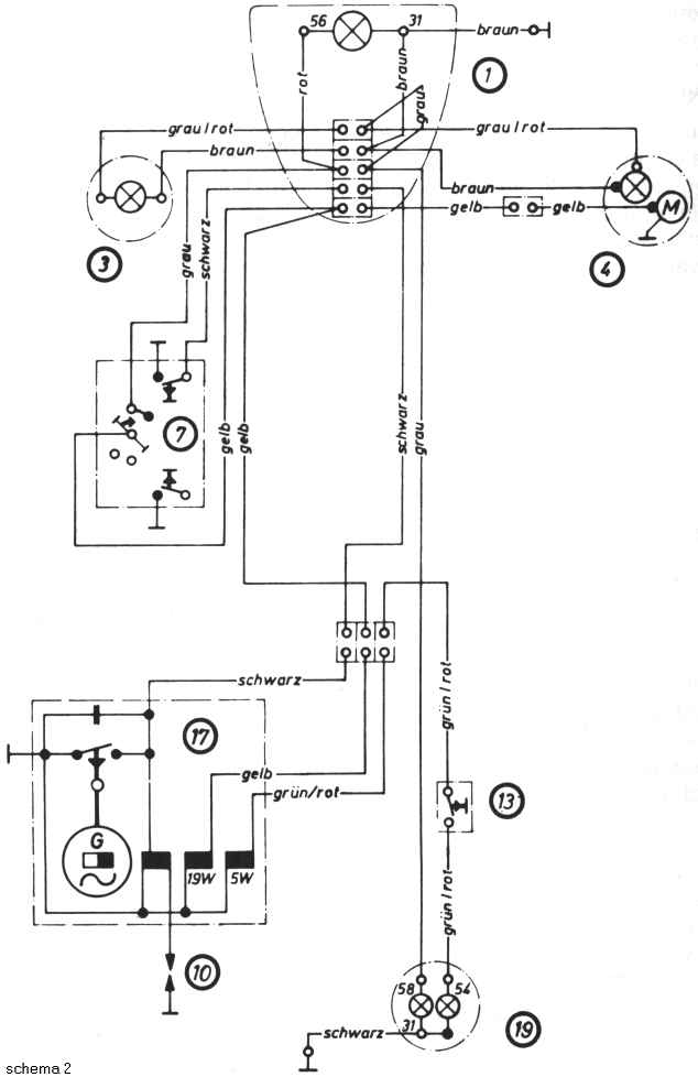 Lights In A Auto Wiring Diagram Auto Transmission Wiring