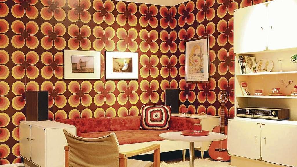 Ausstellung im Landesmuseum macht die 70erJahre lebendig