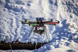 Shirakawa-Go - Drohne