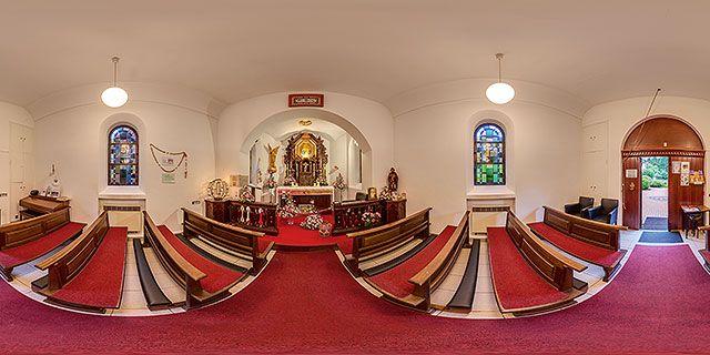 Schottland - Schoenstatt - Kapelle