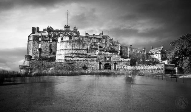 Schottland - Edinburgh - Castle