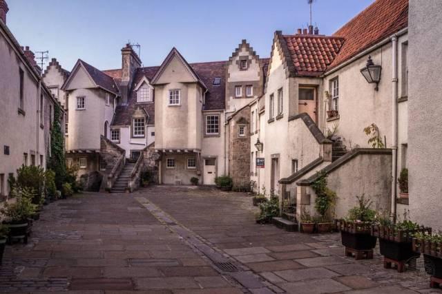Schottland - Edinburgh - 142 Calton Rd