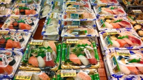 Japan - Supermarkt