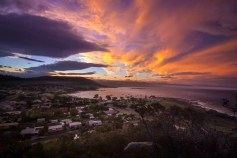 Australia - Tasmania - Bicheno - After the Storm