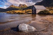 Australia - Tasmania - Cradle Mountain - The Mountain