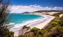 Australia - Tasmania - Flinders Island - White Beach