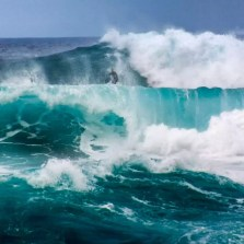 Hawaii - Oahu 006 North Shore - Surfer