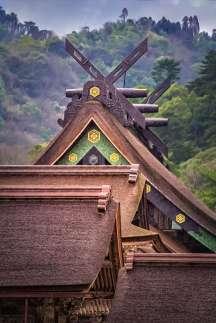Japan- Shimane - Izumo - Grosser Schrein 01
