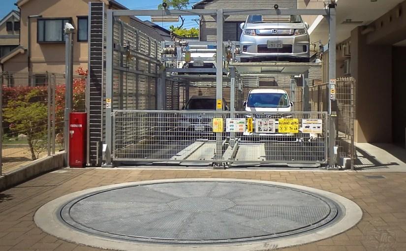 Japan – Kein Parkplatz! Kein Auto!