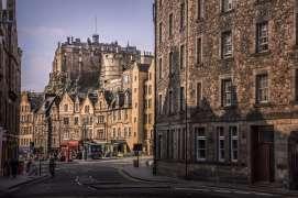 Scotland - Edinburgh - The Castle