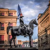 Scotland - Glasgow - The Sculpture