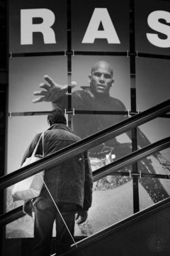Street Photography - Berlin - They Catch him