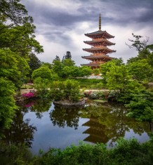 Japan - Kyoto - Nariai-ji Temple
